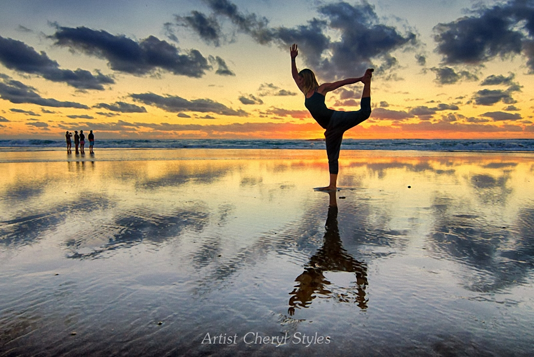 Sunrise-yoga