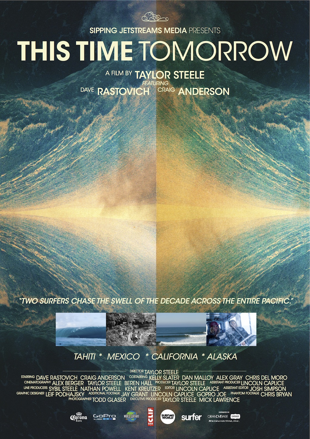 taylor steele�s this time tomorrow premier common